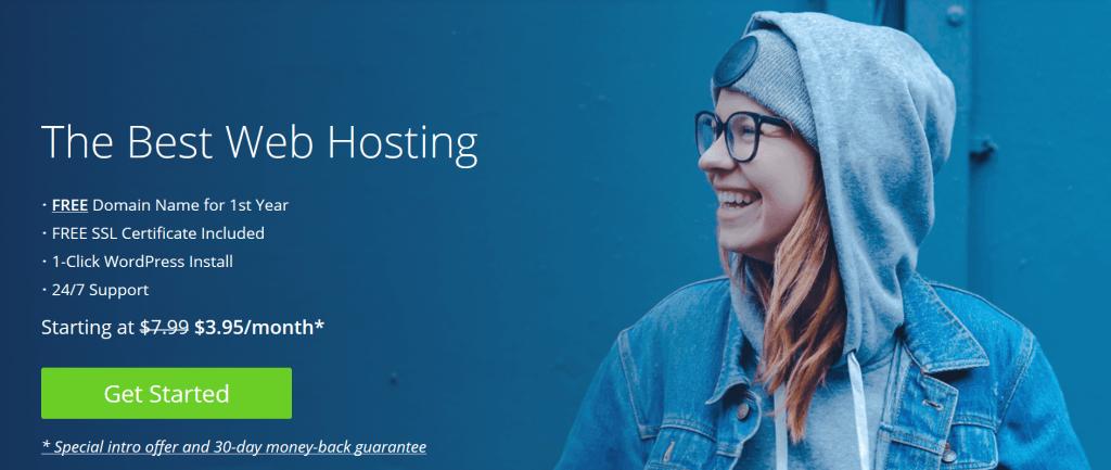 the best hosting